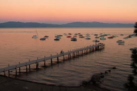 Lake Tahoe Sunset Pier
